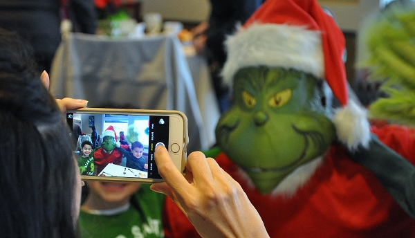 Grinch Brunch at Cantigny 1