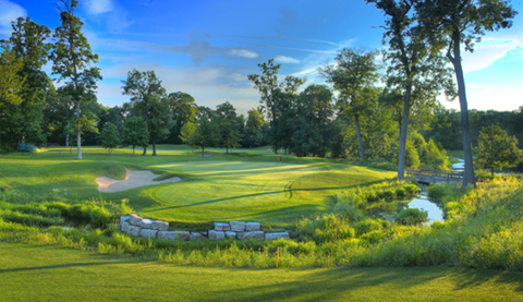 Cantigny Golf gift card image