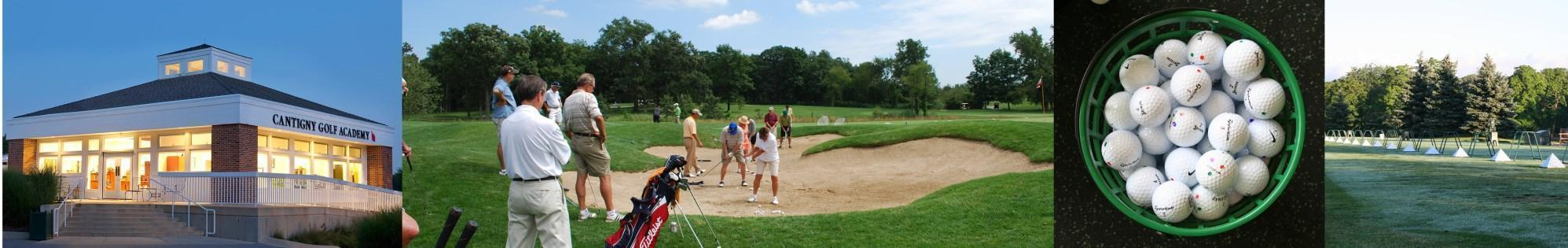 Cantigny Golf Academy website header images 1995 x 315 reduced size