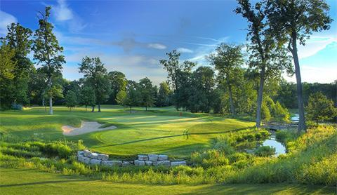 Cantigny Golf Club Wheaton Il